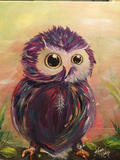 "CONTEST #3!!!! Win a Free seat to paint ""OWL-LY"" (Feel Free to do all 3 contests!!!!) Make sure you have liked our page: https://www.facebook.com/Sparrowpondsippaintcreate?fref=ts Comment, Share and get at least 5 of your friends to do the same!! (You will all be entered to win!!) Good Luck!!! Winner will be announced September 14th"