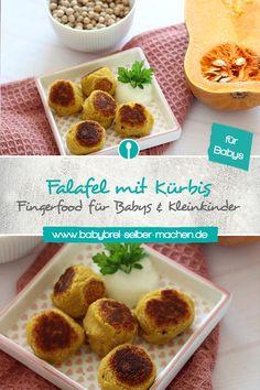 Falafel sind prima als erstes Fingerfood für Babys geeignet und natürlich auch für Kleinkinder und die ganze Familie. Sie schmecken warm oder kalt und sind auch ideal für die Brotdose für die Kita.