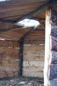 Backyard Barbeque, Diametre, Pli, Shelter, Cabin, Winter