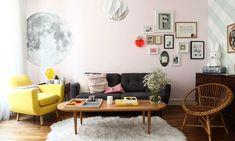 Uma sala retrô e 5 ótimas ideias pra qualquer estilo