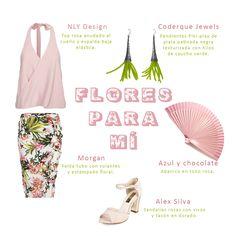 Outfit 07.09.15 - Flores para mí