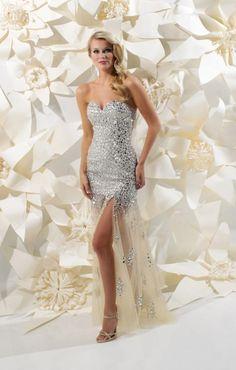 Love this sparkly dress by da Vinci