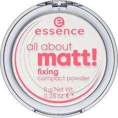 kompaktní pudr all about matt! - essence cosmetics