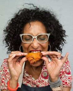 """""""Top Chef"""" Star Carla Hall Uses Kickstarter to Bring Her Southern Kitchen to New York City; Reaches $19,000 in Three Days"""