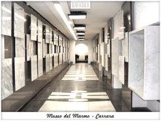 Museo del Marmo di Carrara - Marmoteca