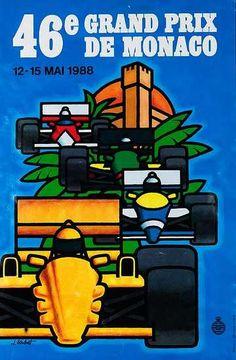 Monaco Grand Prix - 1988
