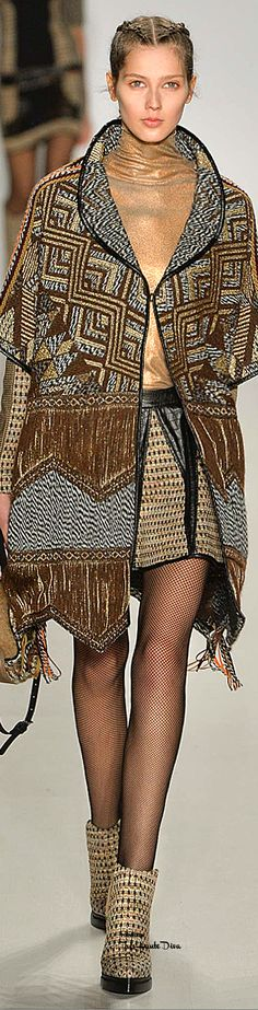 #NYFW Custo Barcelona Fall 2015 RTW ♔THD♔
