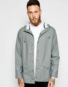 Rains Waterproof Short Jacket