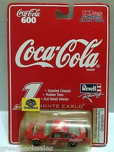(TAS009323) - Revell Racing Die Cast Car - Coca-Cola 600