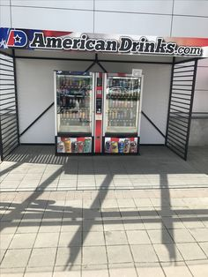 Veding USA drinks Brno