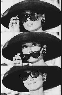 Holly Golightly || Audrey Hepburn