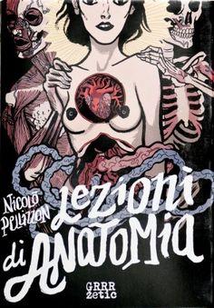 Lezioni di Anatomia. Nicolò Pellizzon a Bologna – Espoarte