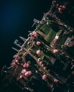Moody and Subtle Drone Photography by Lewis Slade #art #photography #LewisSlade #SubtleDronePhotography