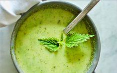Wild Plukken: brandnetelsoep Curry, Recipe Images, Soups And Stews, Recipies, Vegan, Ethnic Recipes, Desserts, Food, Healing