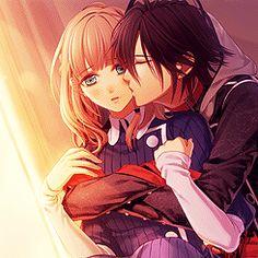 Amnesia's Shin and Heroine