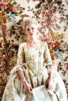 the-garden-of-delights: Kirsten Dunst in the title role of Marie Antoinette (2006).
