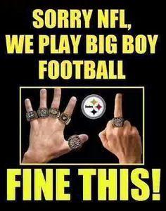 Wish they could still play big boy football