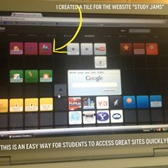 Mrs. Patton's Class: Technology in the Classroom....Have you tried Symbaloo?