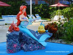 Disney's All Star Music Resort Guide, room information, dining locations, resort map, photos, and tips. A Walt Disney World value resort.
