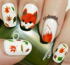 Fox nails!