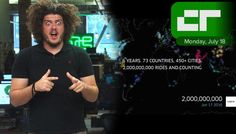 Crunch Report | Uber Hits 2 Billion rides served
