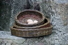 Image result for willow baskets