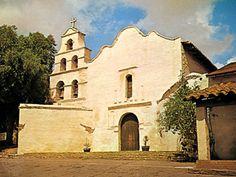 Mission San Diego de Alcala - est. 1769