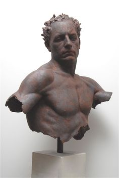 Sabin Howard Sculptures;  FRAGMENT OF HERMES