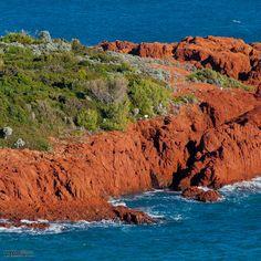 Pointe du Cap Roux, Massif de l'Esterel