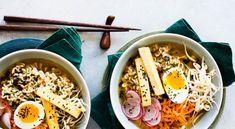 Vardagsramen med tofu och ägg