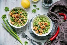 Paistettua seesam-tofua | Wellberries