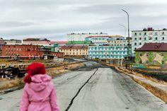 Photos from Tiksi by Evgenia Arbugaeva