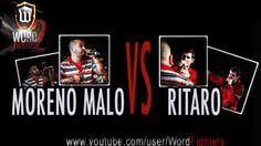 Ritaro vs Moreno Malo – Word Fighters 2 2013 -  Ritaro vs Moreno Malo – Word Fighters 2 2013 - http://batallasderap.net/ritaro-vs-moreno-malo-word-fighters-2-2013/  #rap #hiphop #freestyle