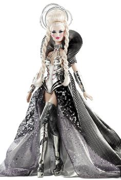 Goddess of the Galaxy™ Barbie® Doll designed by Bill Greening