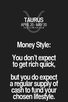 The signs money style here