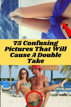 75 Confusing Pictures That Will Cause A Double Take