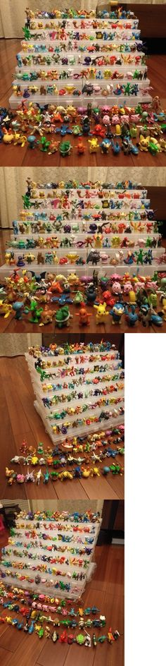 Pok mon 1524: Large 250Pcs The Most Complete Pokemon Go Action Figure Toy 3-5Cm Pocket Monster -> BUY IT NOW ONLY: $89.99 on eBay!