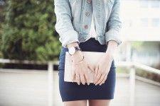 BIKBOK Kim skirt #fashion #spring #outfit