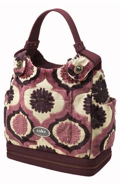 Petunia Pickle Bottom 'Cake Society' Convertible Baby Bag. LOVE THIS!!
