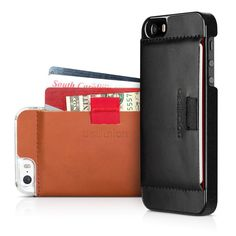 Wally Case the Minimal Wallet Case for iPhone 5 and iPhone Iphone 5 Cases, Iphone Wallet Case, 5s Cases, Leather Case, Leather Wallet, Minimal Wallet, Slim Wallet, Handbags Michael Kors, Wallets