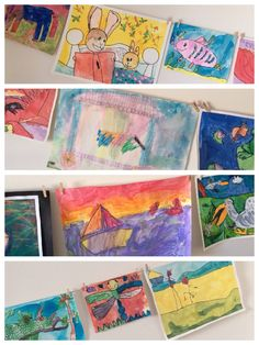 Entrusted Ministries - Organizing Kids' Art Projects