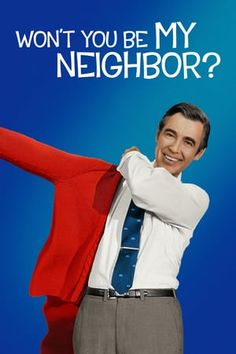 Won't You Be My Neighbor? (2018) - Documentary Movie. Fred Rogers used puppets and play to explore complex social issues: race, disability, equality and tragedy, helping form the American concept of childhood. He spoke directly to children and they responded enthusiastically. Yet today, his impact i