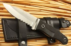Bear Grylls Ultimate Survival Knife Fixed Blade with Leather Sheath and Hand Guards $59.99  – Everlasting Essentials