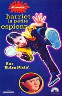 Harriet La Petite Espionne Prochainement - DVD - Comme Au Cinéma
