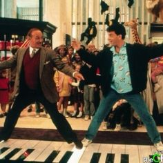 Who didn't want to play or own the FAO Schwartz 'Big' piano?!