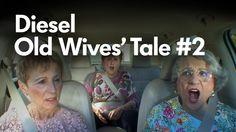 Diesel Old Wives' Tale #2: Loud | 2015 Volkswagen Passat TDI Clean Diesel #ad #commercial