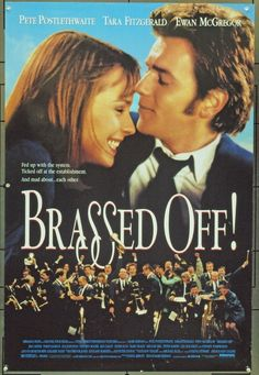 MovieArt Original Film Posters - BRASSED OFF (1997) 16166, $30.00 (http://www.movieart.com/brassed-off-1997-16166/)