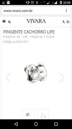 Pingente Life
