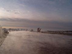 river IJssel at Zutphen, Nethewrlands