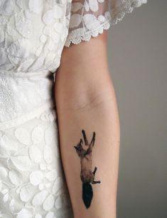 fox tattoo  Make money pinning! JOIN MY TEAM! Start here:  www.earnyouronlin...